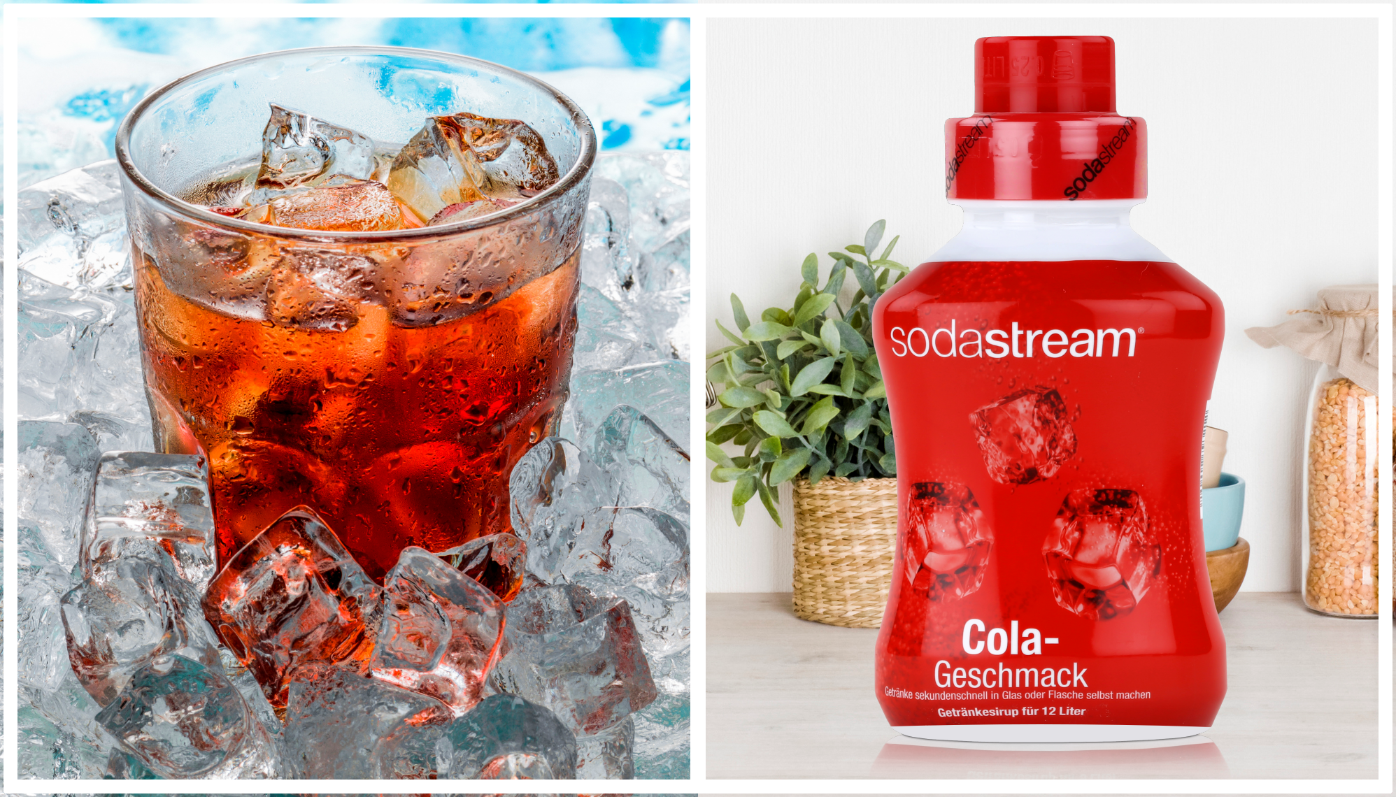 SodaStream Cola